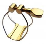 BRANCHER METAL GOLD /ustnik ebonit/ Saksofon sopran