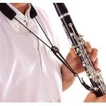 Pasek BG do klarnetu - skóra