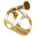 BG FRANCE Ligatura TRADITION GOLD /ustnik ebonit/ Saksofon Alt