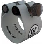 GF System STANDARD Silver-Line /ustnik ebonit/ Saksofon tenor