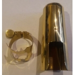 LEBAYLE GOLD /ustnik ebonit/ Sax alt