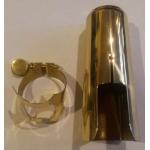LEBAYLE GOLD /ustnik ebonit/ Sax sopran