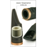 DRAKE Ceramic Chamber Jazz Saksofon sopranowy  - ustnik ebonit