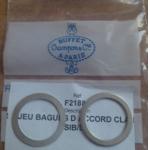 BUFFET CRAMPON Pierścienie tuning - klarnet