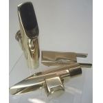 LAWTON Saksofon altowy ustnik metal - pozłacany