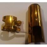 BONADE GOLD /ustnik ebonit/ Sax Sopran