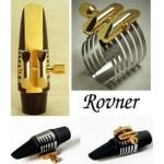 ROVNER PLATINUM /ustnik ebonit/ Saksofon Baryton