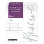 RICO RESERVE CLASSIC Klarnet B (D`Addario)
