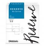 RICO RESERVE Klarnet B (D`Addario)