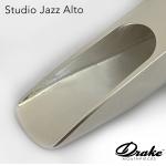 DRAKE Studio Jazz Silver Plated Saksofon altowy - ustnik metal
